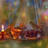 Рождественский вечер :: galina tihonova