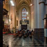 Служба в Храме на Рождество в городе Хассельт, Бельгия! :: Witalij Loewin