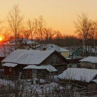 Солнце января... :: марк