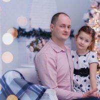 Папа и дочь! :: Ольга Егорова