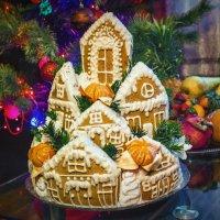 Волшебный новогодний торт! :: TATYANA PODYMA