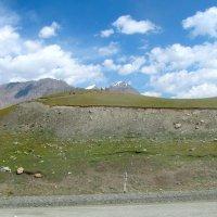 Перевал Сары-Мойнок (3442 м.н.у.м.) :: GalLinna Ерошенко