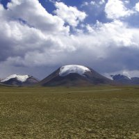 Киргизия, высокогорное плато Арабель :: GalLinna Ерошенко