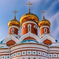 Золотые купола. :: Виктор Иванович
