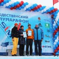 Сибирский полумарафон :: раиса Орловская