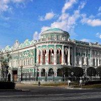 Дом Севастьянова :: Евгений Дубинский