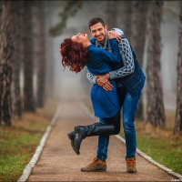 Счастье – это выбор, который Мы можем сделать в любое мгновение и в любом месте, повсюду! :: Алексей Латыш