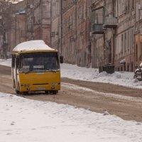 Перевозка снега :: Юрий Филоненко