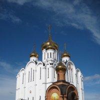 Красоты Сыктывкара :: Алексей Хохлов