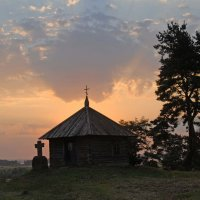 Савкина горка ранним утром :: Вячеслав