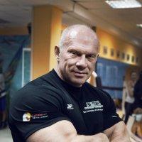 Заслуженный тренер. :: Дмитрий Велесъ