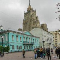 Прогулка по Москве.... :: Юрий Поляков