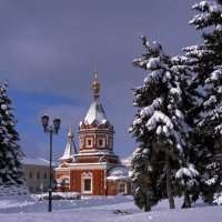 Вечер перед Рождеством :: Николай Белавин