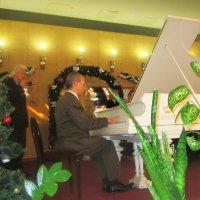Игра на рояле в фойе перед спектаклем :: татьяна