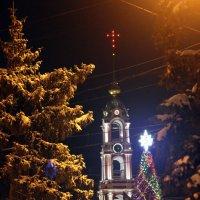 Поздравляю Вас мои  друзья с   Рождеством  Христовым с  веселыми  Святками ! :: Виталий Селиванов