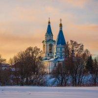 Храм в Беседах :: Alexander Petrukhin