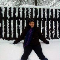Снежная погода :: Тоня Просова