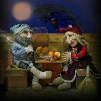 Люди, как куклы... :: Сергей Фунтовой