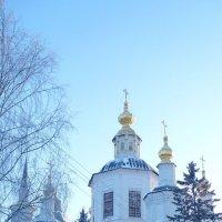 Собор успения Пресвятой богородицы :: Лилия Гудкова