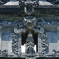 Фрагмент храма :: Асылбек Айманов