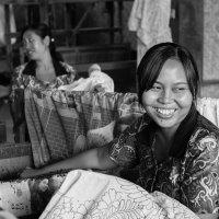 Жители Бали излучают счастье :: Sofia Rakitskaia