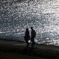 Прогулка вдоль берега. :: Aлександр **