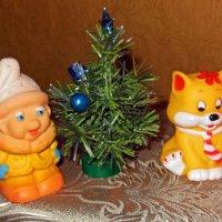 С зимними Праздниками! :: Елена Федотова