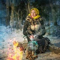 Холодно ли тебе девица? :: Виктор Седов