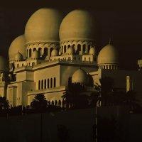 Мечеть шейха Зайда №2 :: Валентина Потулова