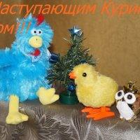 С Наступающим... :: Елена Федотова