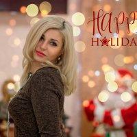 Новогоднее настроение :: Елена Тарасевич (Бардонова)