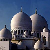 Мечеть шейха Зайда :: Валентина Потулова