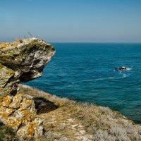 Крым Генеральские пляжи. Пляж Каменный воран :: Александр Березуцкий (nevant60)