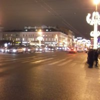 Новогодий Город :: Svetlana Lyaxovich