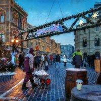 Снег-то нынче в цене? :: Ирина Данилова