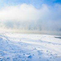 Там за туманами..... :: Петр Панков