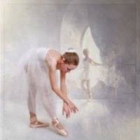 С мечтой о балете :: Римма Алеева