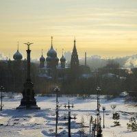 Неброские краски Зимы... :: Игорь Суханов