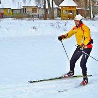 Лыжню! :: Vladimir Semenchukov
