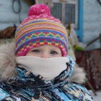 А у нас Мороз, а у Вас? :: Andrey Shch.