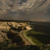 Лунная ночь на Волге :: Альберт Беляев