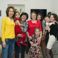 А вот так мы встретили Новый год) :: Элеонора Флаум