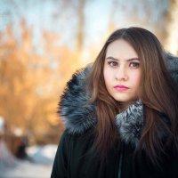 Зимняя :: Надежда Алексеенко