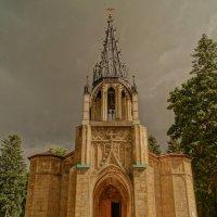 Готический храм :: Max Hyde