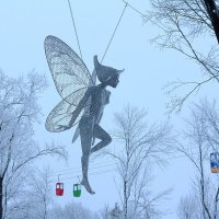 Гостья иного мира :: Ирина Сивовол
