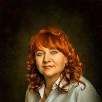 Портрет женщины :: Андрей Володин