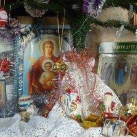 Светлые наши праздники-Новый Год и Рождество... :: Татьяна Юрасова