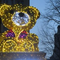 Новогодний мишка :: genar-58 '
