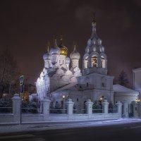 Храм Святителя Николая в Пыжах. :: Марина Назарова
