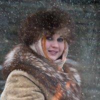 снежно.... :: Виктор Перякин